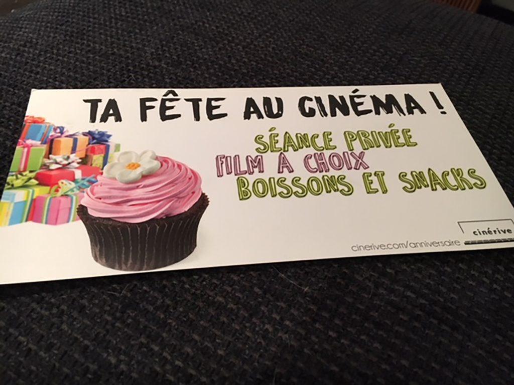 anniversaire cinema aigle